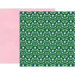 Paper 9 - Bloom Street - Pink Paislee