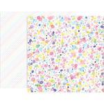 Paper 20 - Bloom Street - Pink Paislee