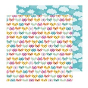 Butterfly Love Paper - Sun & Fun - Pebbles