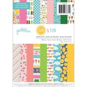 Sun & Fun 6 x 8 Paper Pad - Pebbles - PRE ORDER