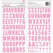 Foam Thickers Stickers - Hey, Hello - Pebbles