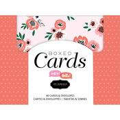 Hey, Hello A2 Cards W/Envelopes - Pebbles - PRE ORDER