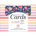 Bloom Street A2 Cards - Pink Paislee