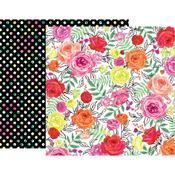 Paper 3 - 5th & Monaco - Pink Paislee