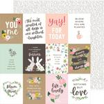 Lovely Quotes Paper - Lovely Moments - Pebbles