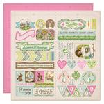 Elements Sheet - Cottontail - Authentique