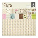 Cottontail Cardstock Pad - Authentique