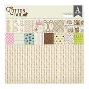 Cottontail Cardstock Pad - Authentique