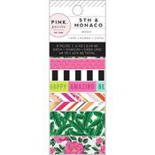 5th & Monaco Washi Tape - Pink Paislee - PRE ORDER