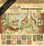 Safari Adventure Deluxe Collector's Edition - Graphic 45