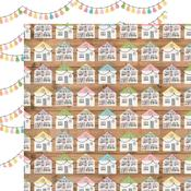 Dollhouse Dreams Paper - All Girl - Echo Park