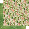 Fragrant Blossoms Paper - Fruit & Flora - Graphic 45