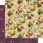 Life Is Sweet Paper - Fruit & Flora - Graphic 45