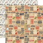 That's My Boy Paper - All Boy - Echo Park - PRE ORDER
