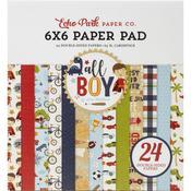"All Boy 6""X6"" Paper Pad - Echo Park"