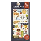 All Boy Sticker Book - Echo Park