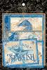 Ocean Blue Ephemera & Journaling Cards - Graphic 45
