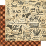 Gather Together Paper - Farmhouse - Graphic 45 - PRE ORDER
