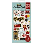 Remember The Magic Sticker Book - Echo Park
