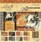 Farmhouse 12x12 Collection Pack - Graphic 45 - PRE ORDER