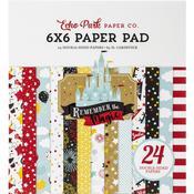 "Remember The Magic 6""X6"" Paper Pad - Echo Park"