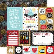 Multi Journaling Cards Paper - Remember The Magic - Echo Park