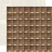 Cubbies Paper - Farmhouse Market - Carta Bella