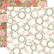 Wreaths Paper - Farmhouse Market - Carta Bella