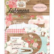 Farmhouse Market Icons Ephemera - Carta Bella