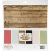 Farmhouse Market Solids Kit - Carta Bella