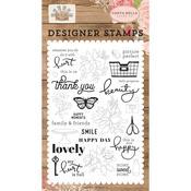 Happy Moments Stamps - Farmhouse Market - Carta Bella
