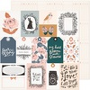 Charmed Paper - Fresh Bouquet - Crate Paper