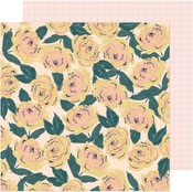 Blooming Paper - Fresh Bouquet - Crate Paper
