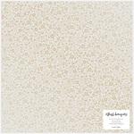 Sweetheart Vellum Foiled Sheet - Fresh Bouquet - Crate Paper - PRE ORDER