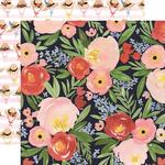 Dreamy Floral Paper - Oh Happy Day Spring - Carta Bella