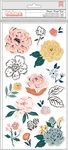 Fresh Bouquet Foam Accent Thickers - Crate Paper - PRE ORDER