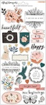 Fresh Bouquet Sticker Sheet - Crate Paper