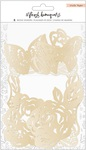 Fresh Bouquet Wood Veneer Shapes - Crate Paper - PRE ORDER