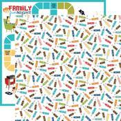 Soda Paper - Family Night - Carta Bella