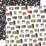 Stereos & TVs Paper - Family Night - Carta Bella