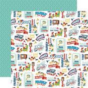 Family Fun Night Paper - Family Night - Carta Bella
