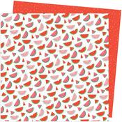 One In A Melon Paper - Picnic In The Park - Amy Tangerine