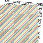 Bright Lines Paper - Picnic In The Park - Amy Tangerine