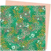 Pretty Patches Paper - Picnic In The Park - Amy Tangerine