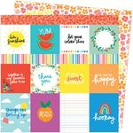 You Are My Happy Paper - Picnic In The Park - Amy Tangerine