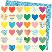 Whole Lotta Love Paper - Picnic In The Park - Amy Tangerine - PRE ORDER