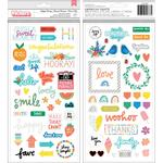 Amy Tan Picnic In The Park Thickers Stickers