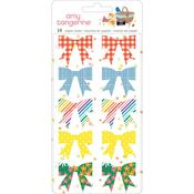 Amy Tan Picnic In The Park Paper Bows Stickers