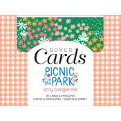Picnic In The Park Boxed Card Set - Amy Tangerine - PRE ORDER