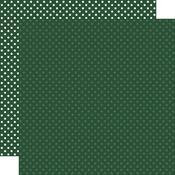 Evergreen Paper - Dots & Stripes - Echo Park